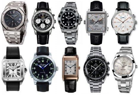 Jam Tangan Berbagai Merk Berkualitas Unggul